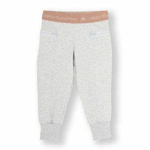Adidas by Stella McCartney Pants - Adidas Stella McCartney Essentials 3/4 Sweatpants